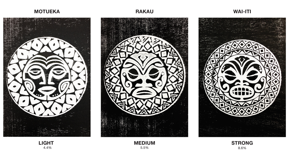 Printed woodblocks from laser etched designs