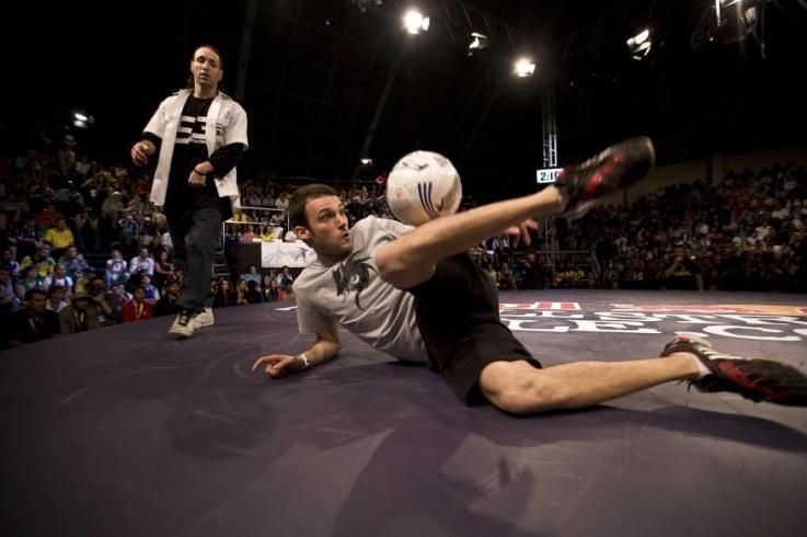 Red Bull Street Style World Finals - Kwartfinales Daniel Rooseboom