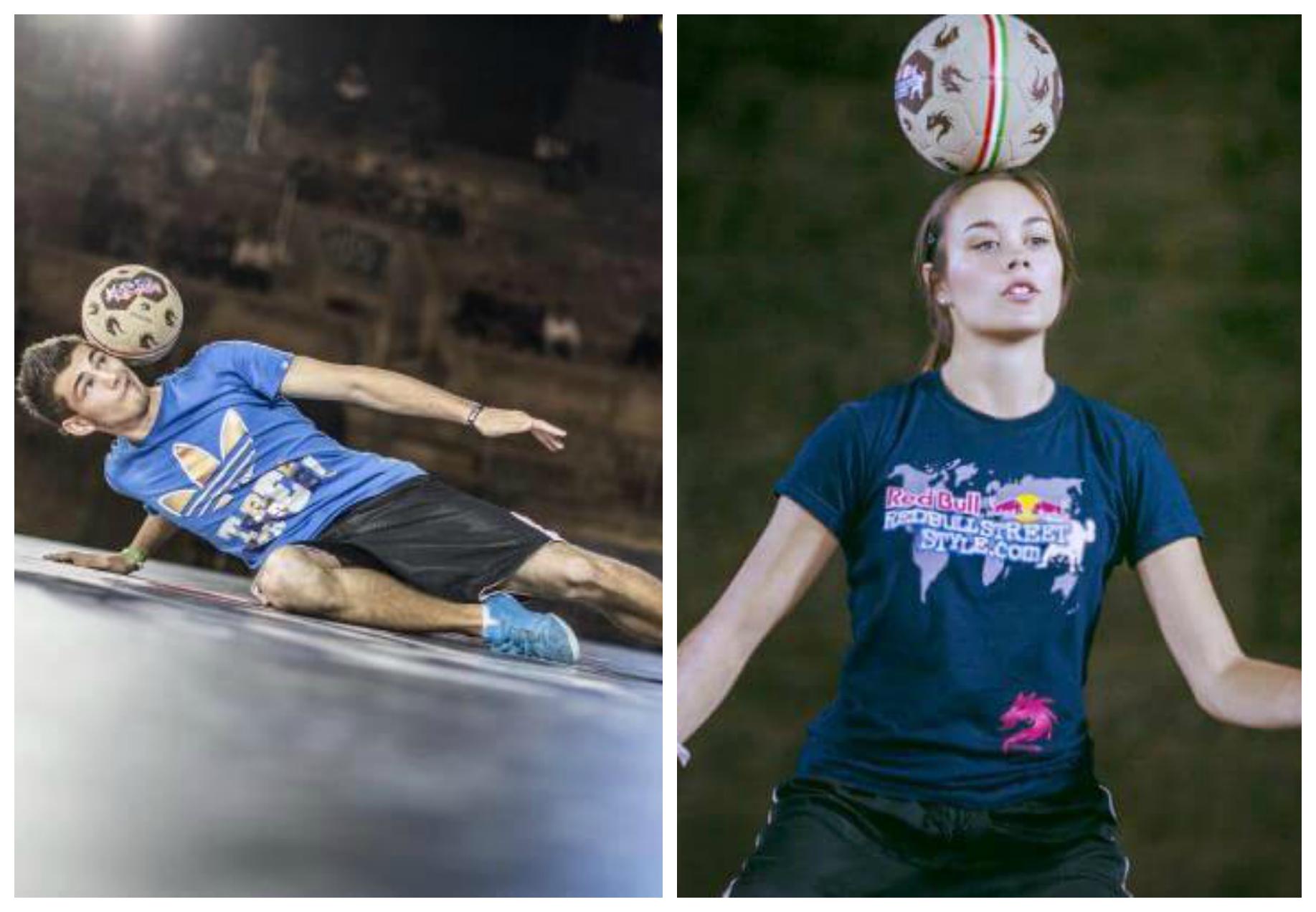 Red Bull Street Style World Finals - Groepsfase Maarten van LuitTop 8 Dames Kathy Vije