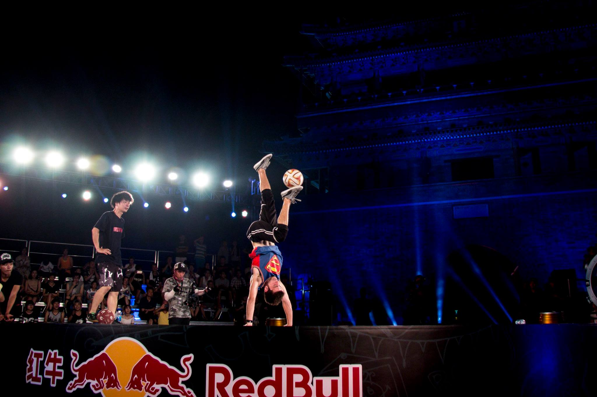 Red Bull China World Cup - Derde plaats Maarten van Luit