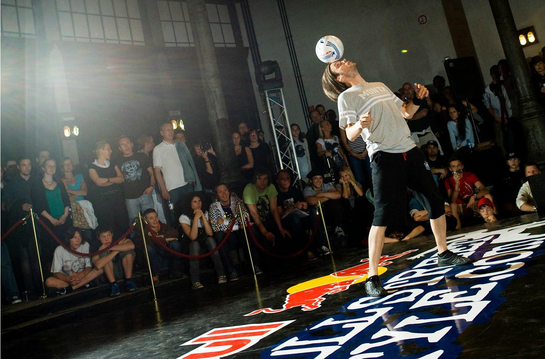 Red Bull Street Style Europe - 3e plek Daniel Rooseboom