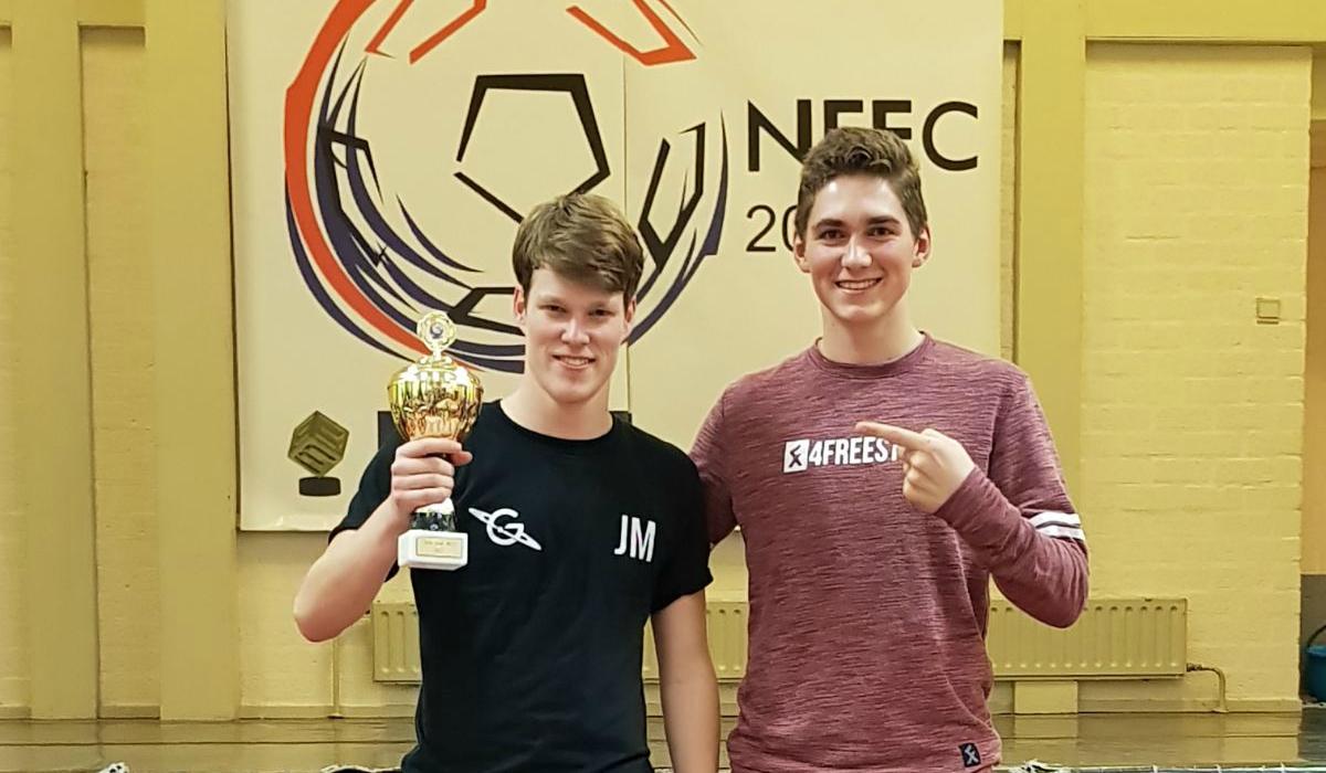 NFFC 2017 - Winnaar Jesse Marlet