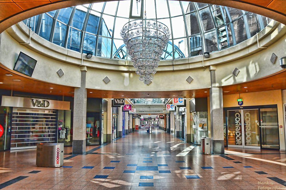 Winkelcentrum Corridor
