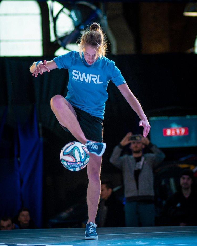 Red Bull Street Style World Final - 3e plaats Laura Dekker
