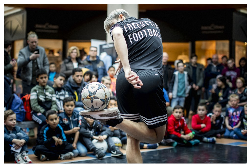Foto: Team Veenendaal/ Ted Walker