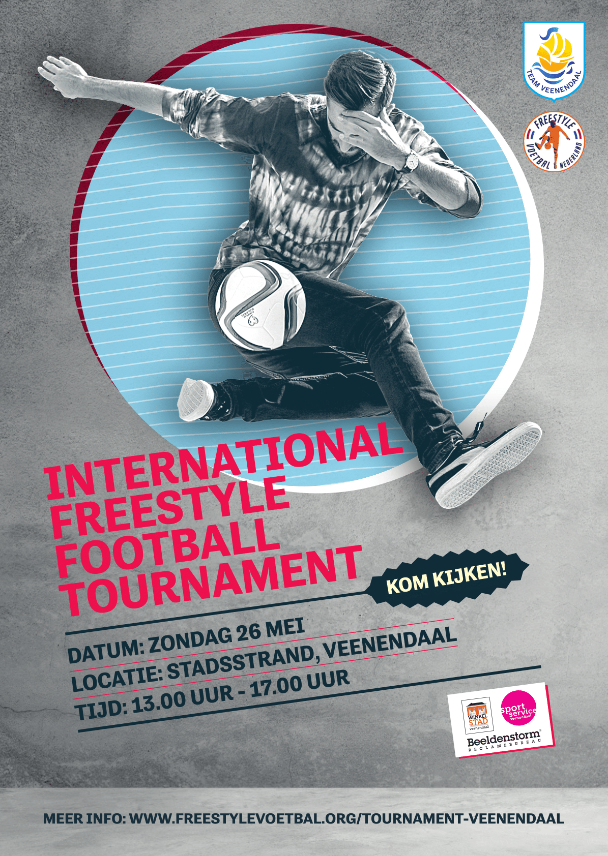 International Freestyle Football Tournament - Veenendaal.png
