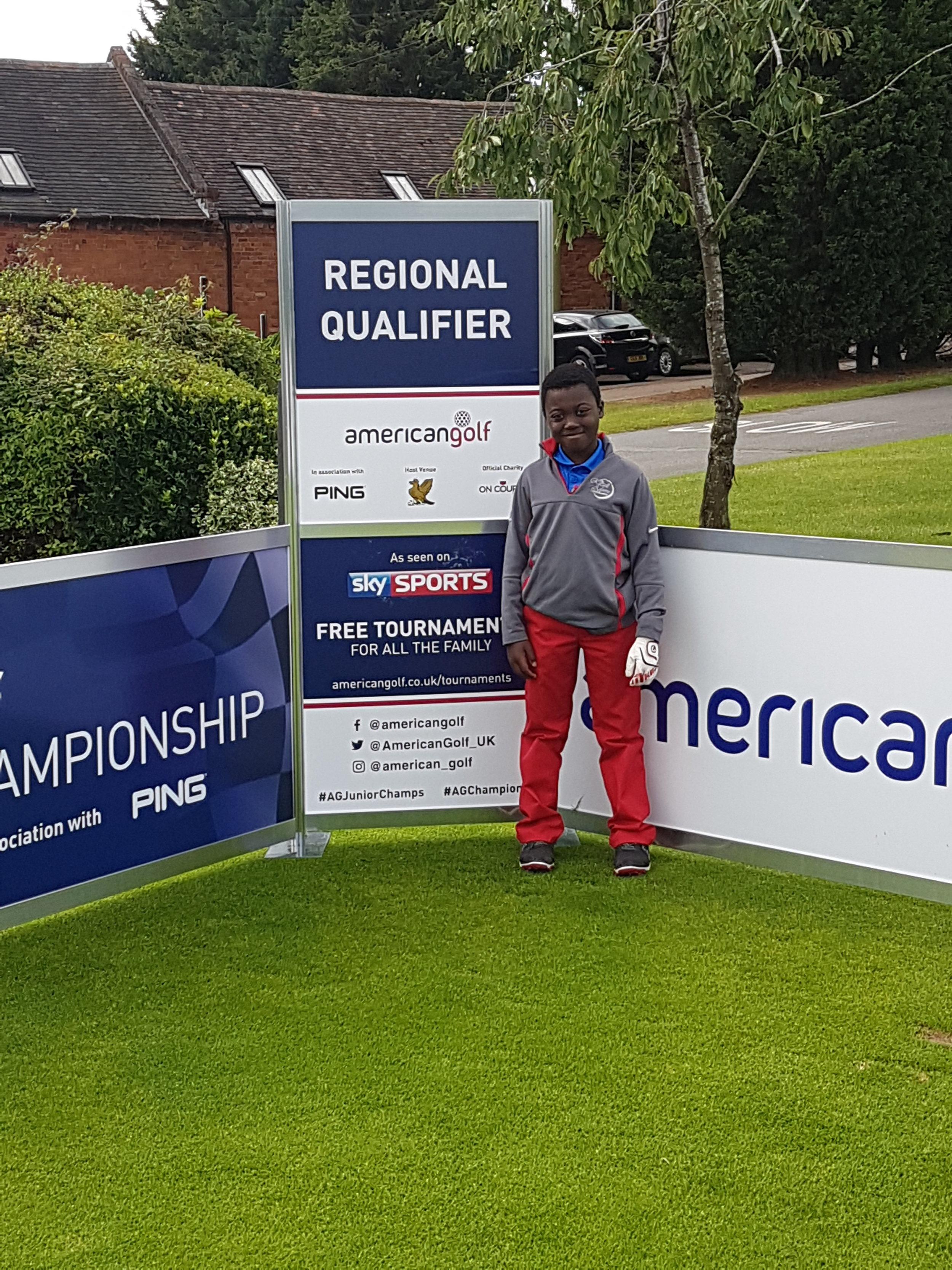 Copy of 2017 American Golf Junior Regional Qualifier Gaudet Luce GC
