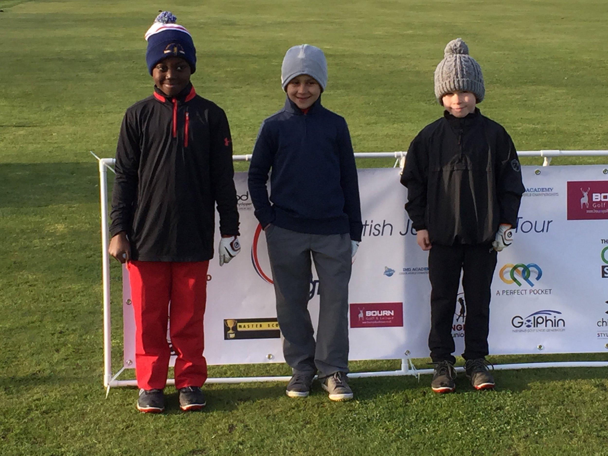 2017 BJGT Junior Golf Tournament - Park Hill GC