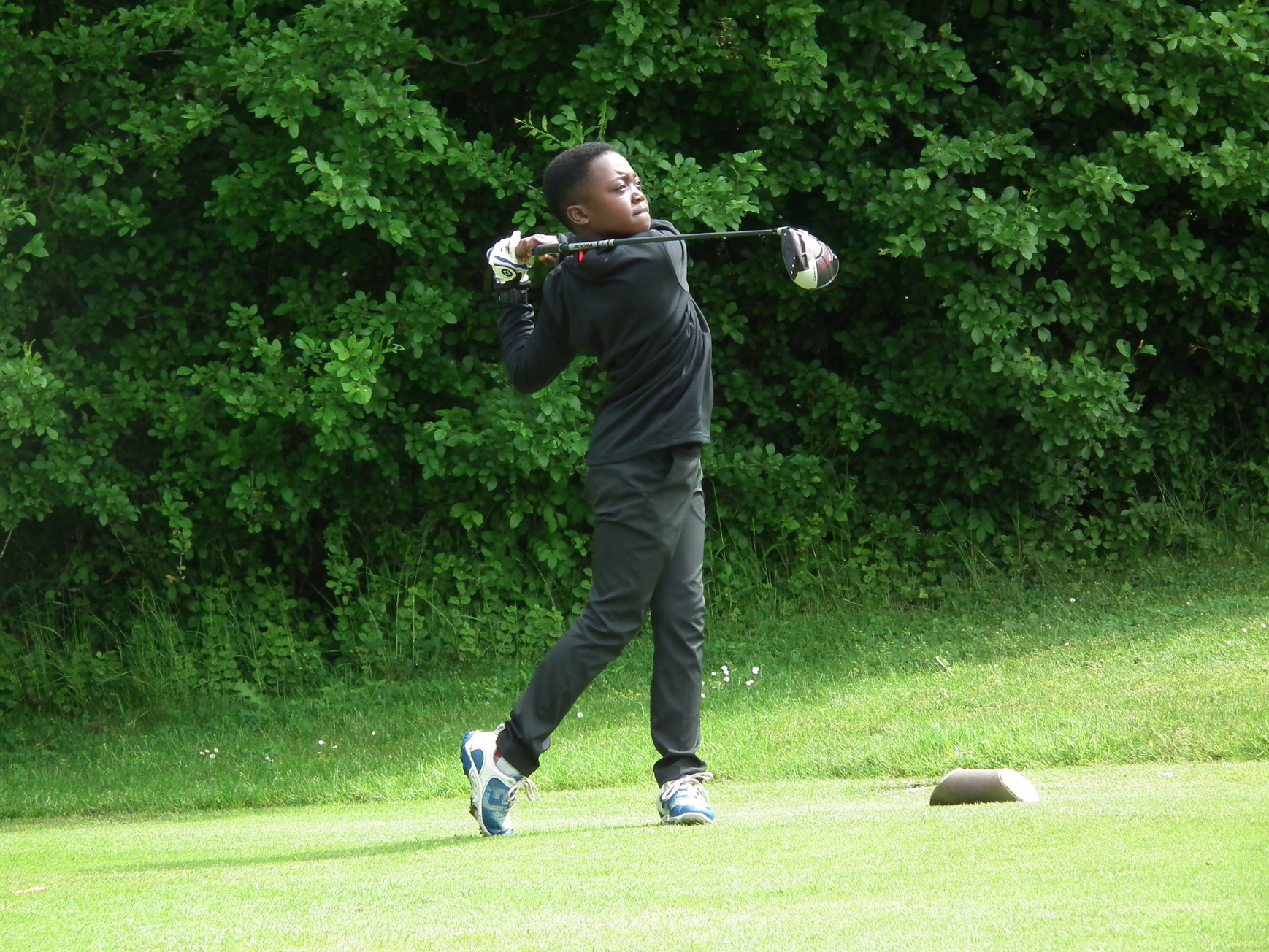 BBC Midlands Today - See more on Twitter @Sarfogolf