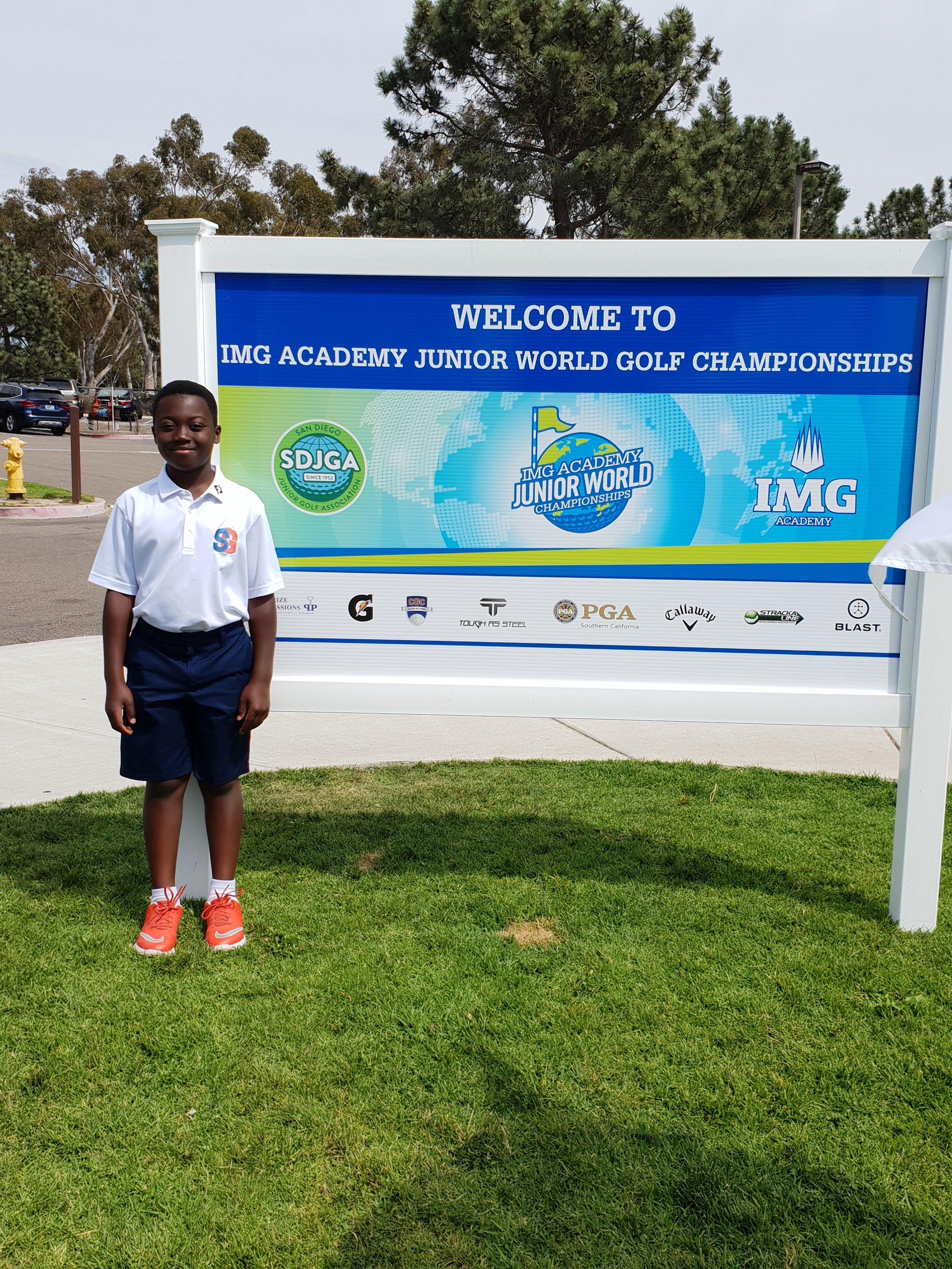 2018 IMG academy JUNIOR WORLD championship