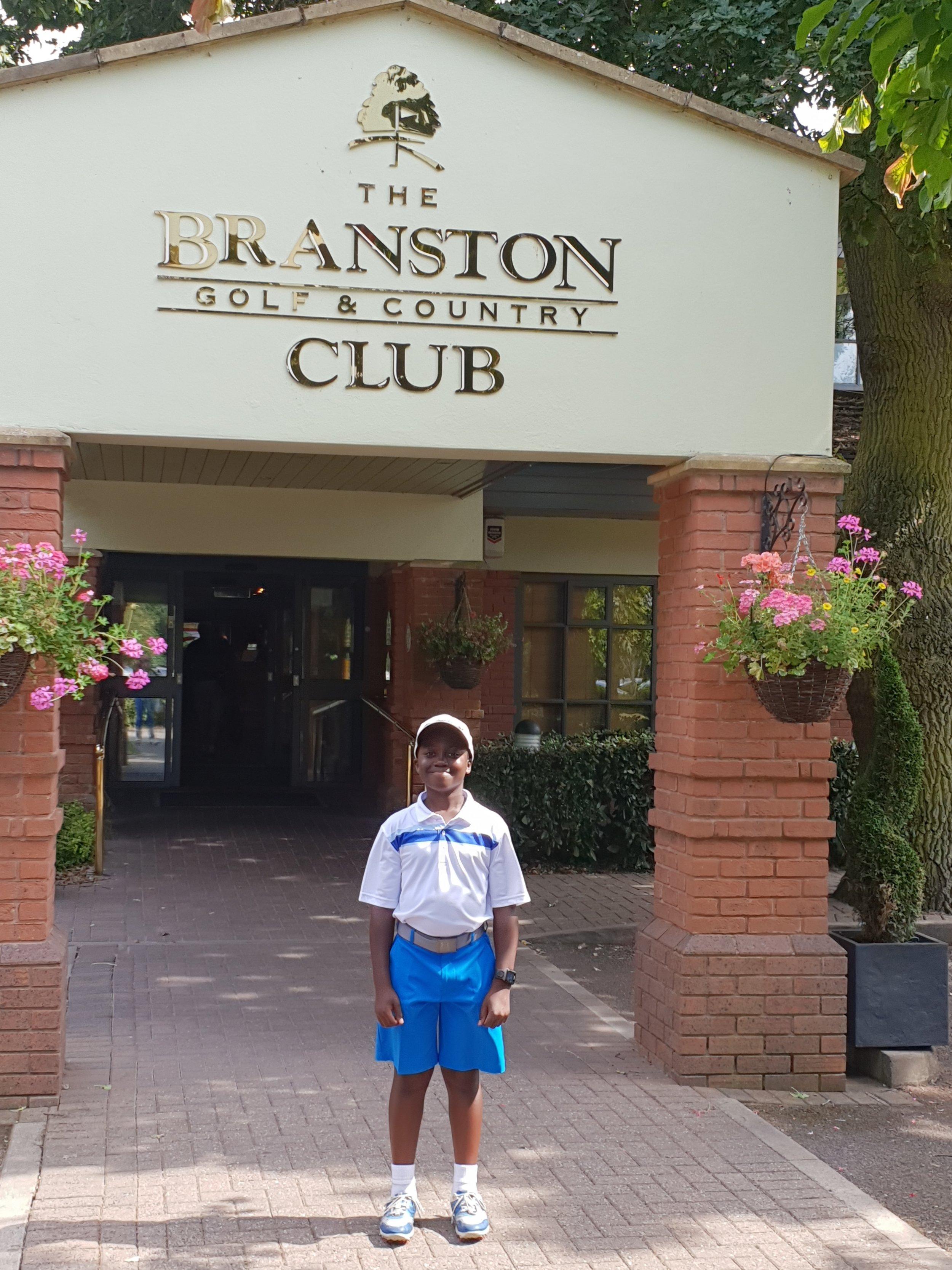 Copy of 2018 'Winner' Regional Finals Wee Wonders Branston & Country Golf Club