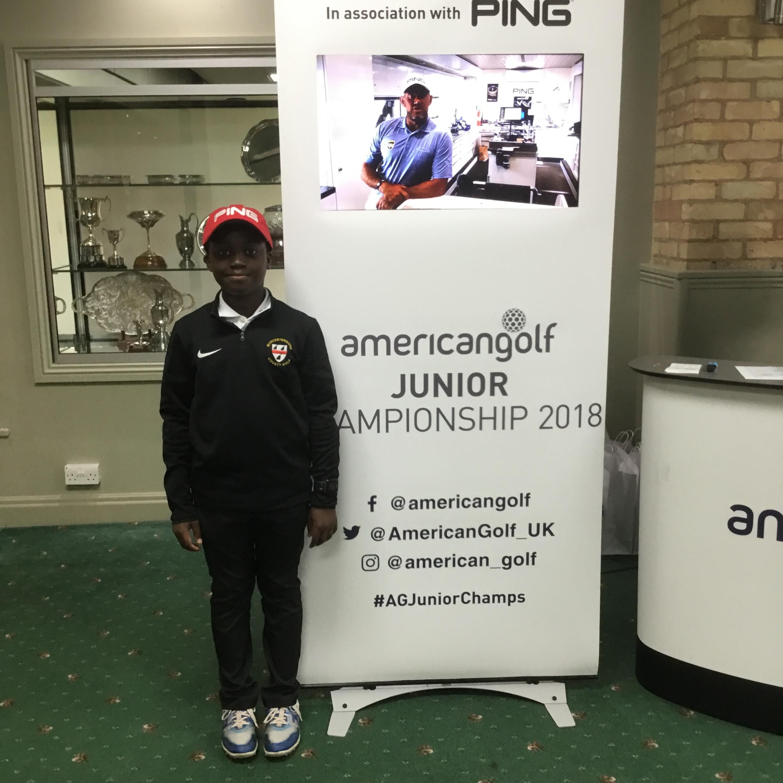 American Golf Junior Championship 2018