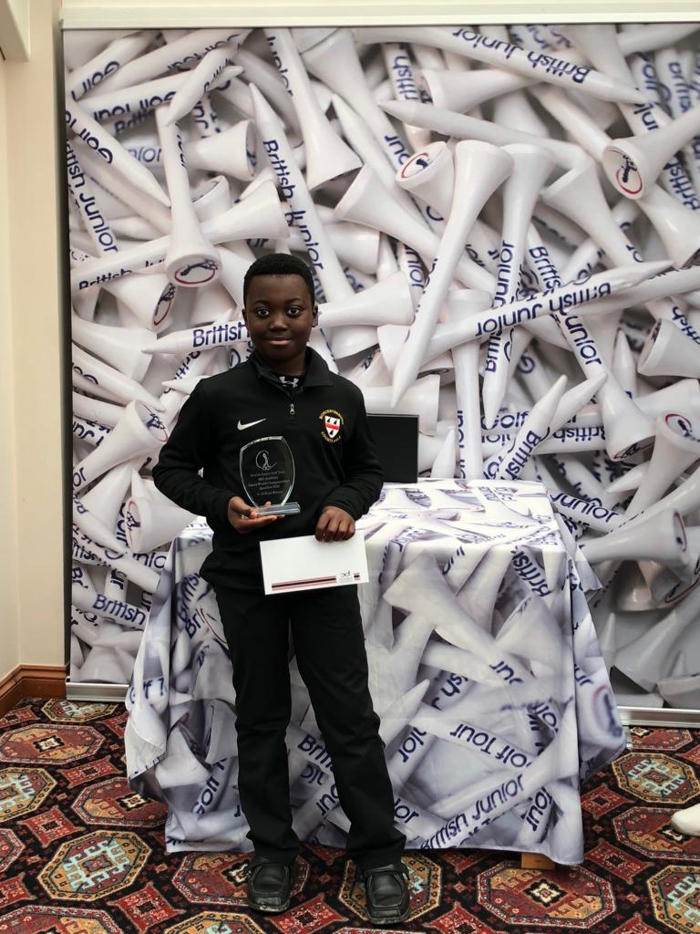 Copy of 2018 'Winner' IMG Junior World Golf qualifier 2019