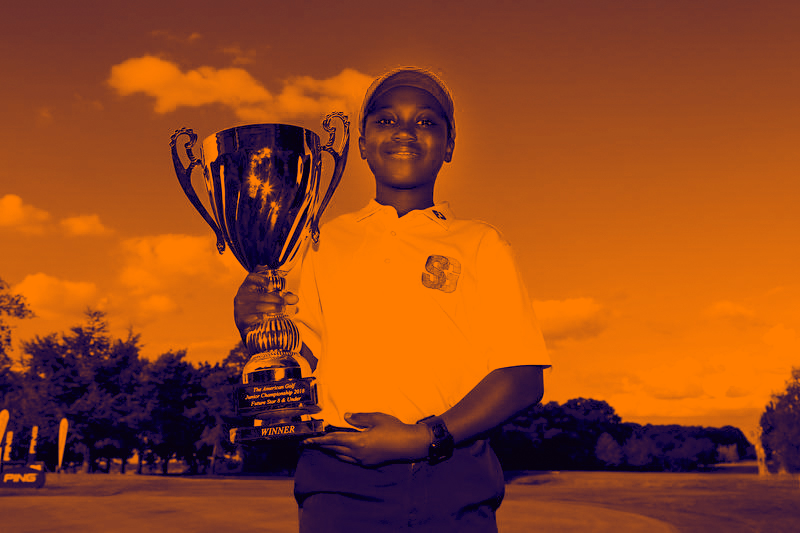 American Golf Junior Champion - We are so Proud to announce a major victory, Hayden winning the American Golf Junior ChampionshipSeptember, 2018.