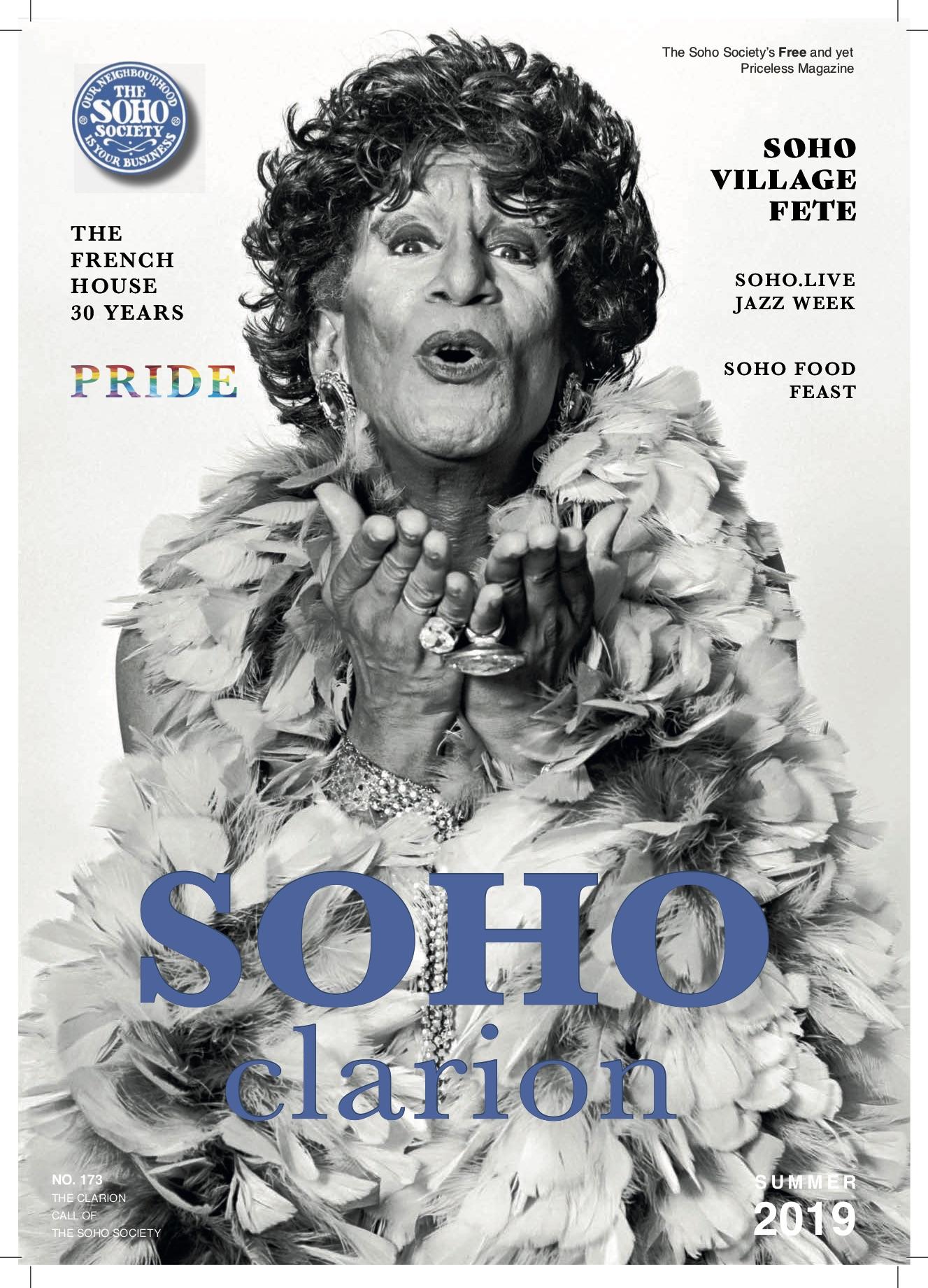Summer 2019 - The Soho Summer Fete Edition