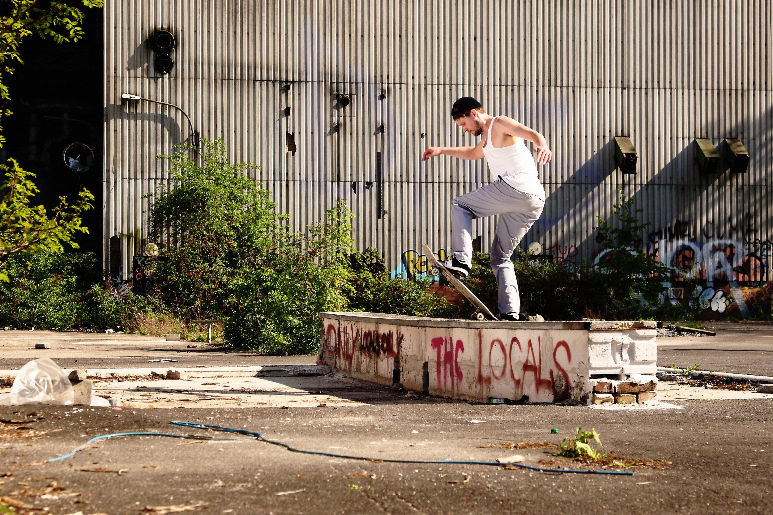 Marc stevens - Photo: Leon Schmidt