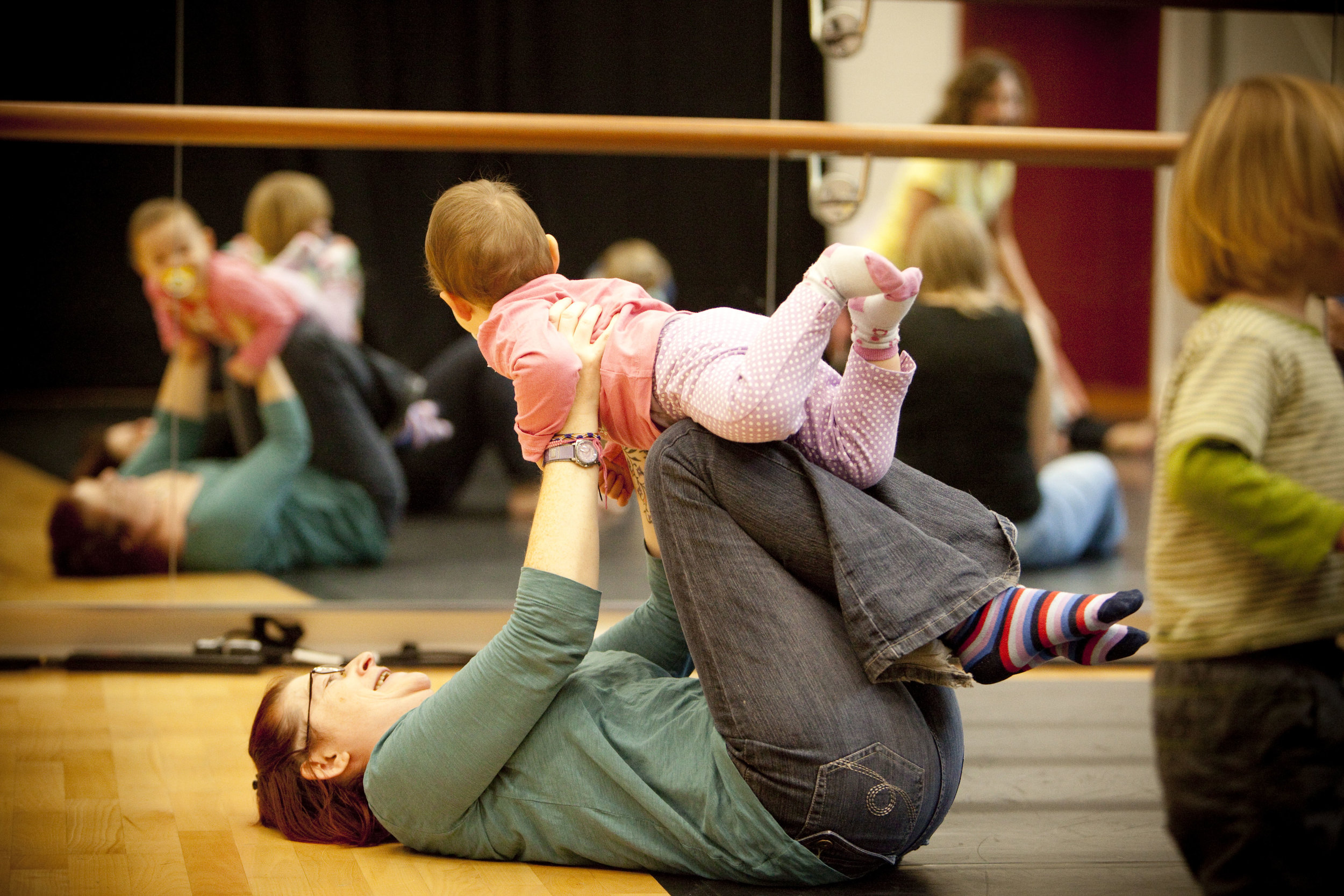 Online course: An Introduction to leading dance for Early Years -
