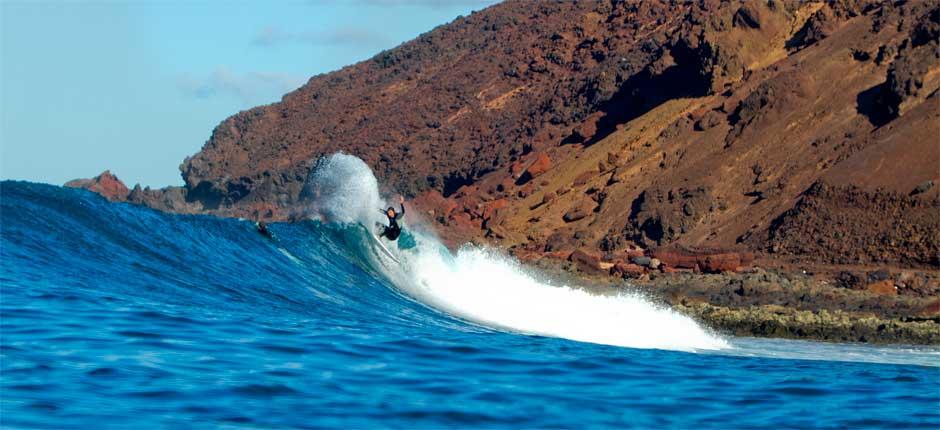 SURF EN ISLA DE LOBOS