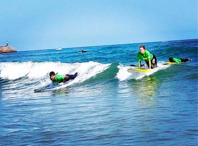 Surfcamp san vicente 4