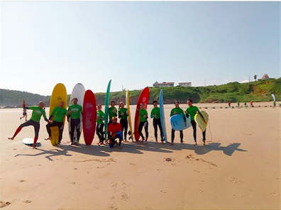 Surfcamp san vicente 7
