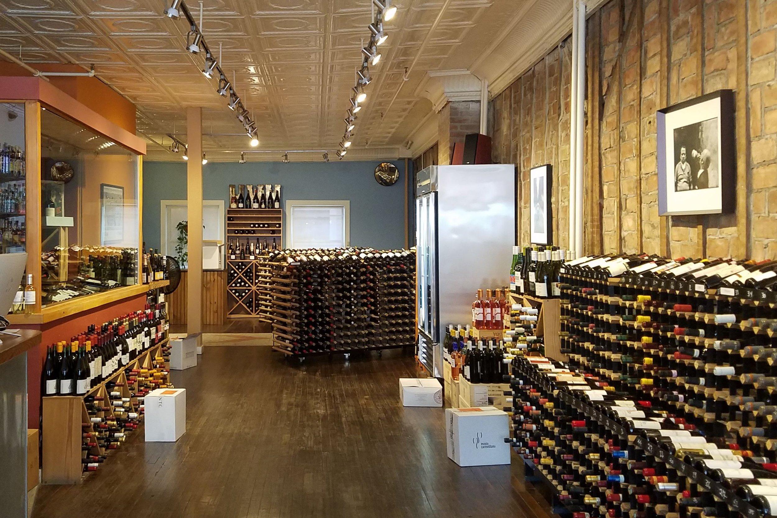 Hudson Wine Merchants, Hudson, NY