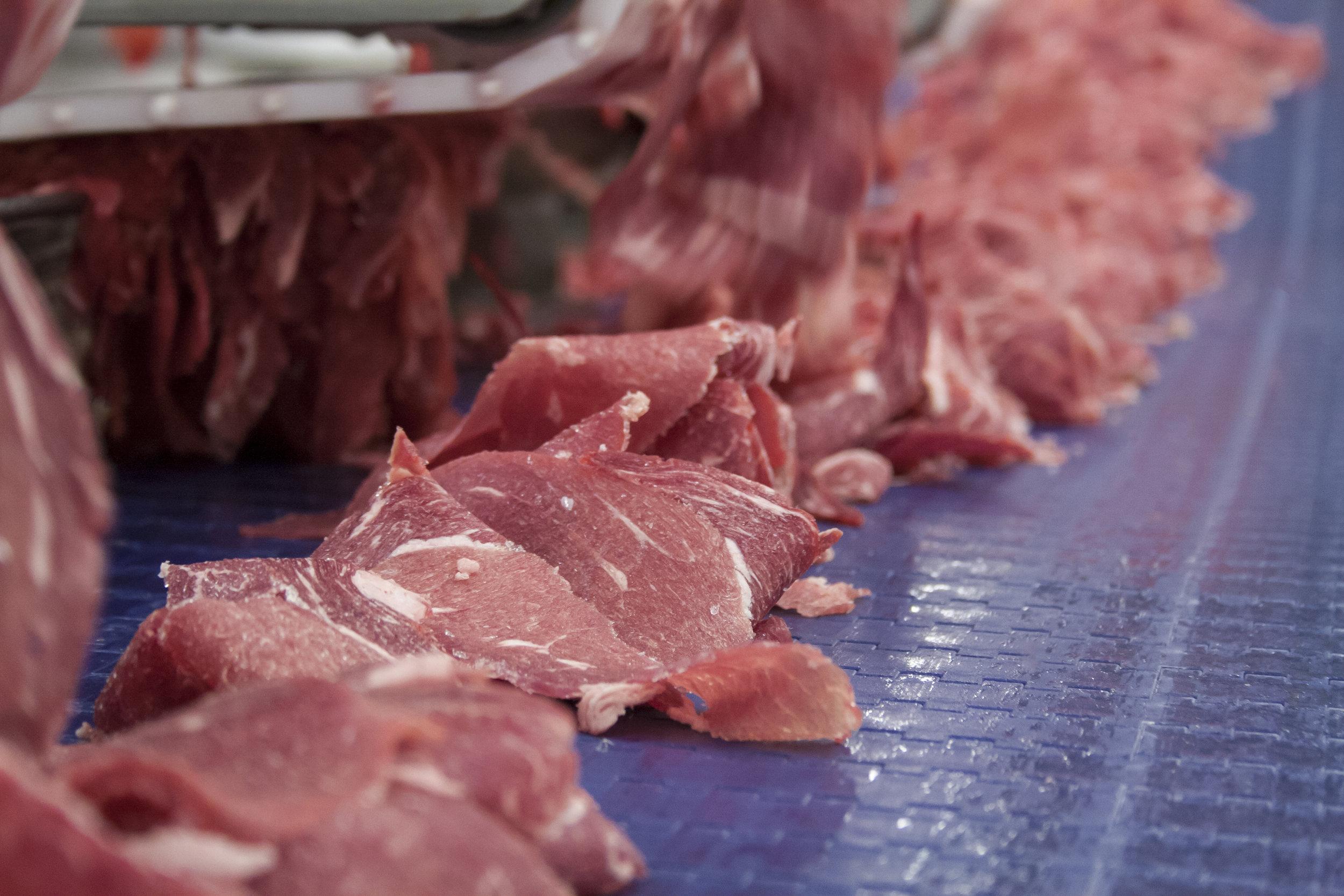 Shaved Steak