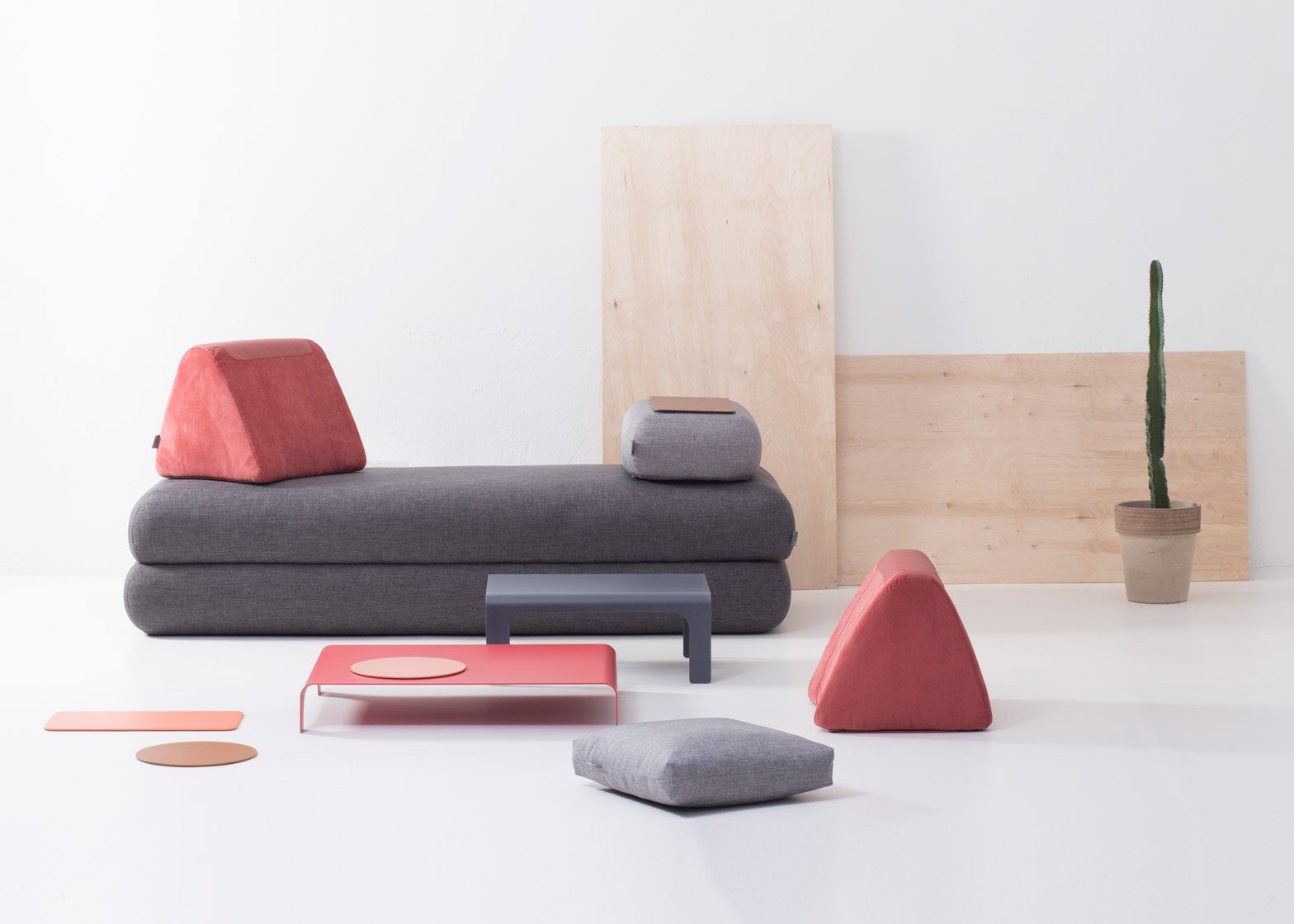 The Urban Nomad Sofa by Hannabi