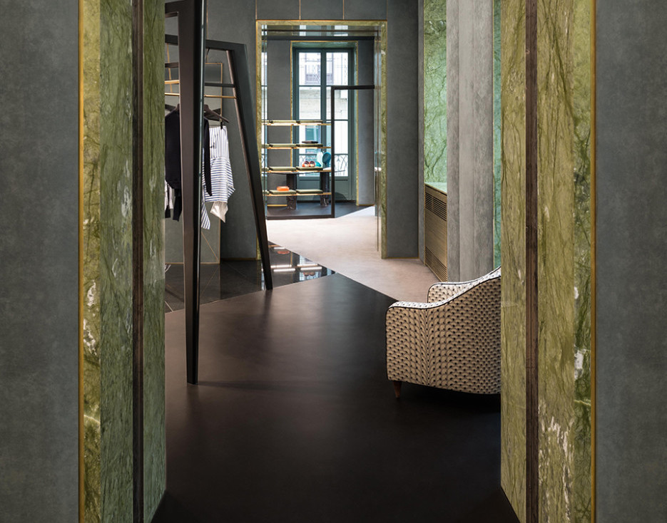 LAGRANGE12 TURIN By Dimore Studio  photography by Paola Pansini