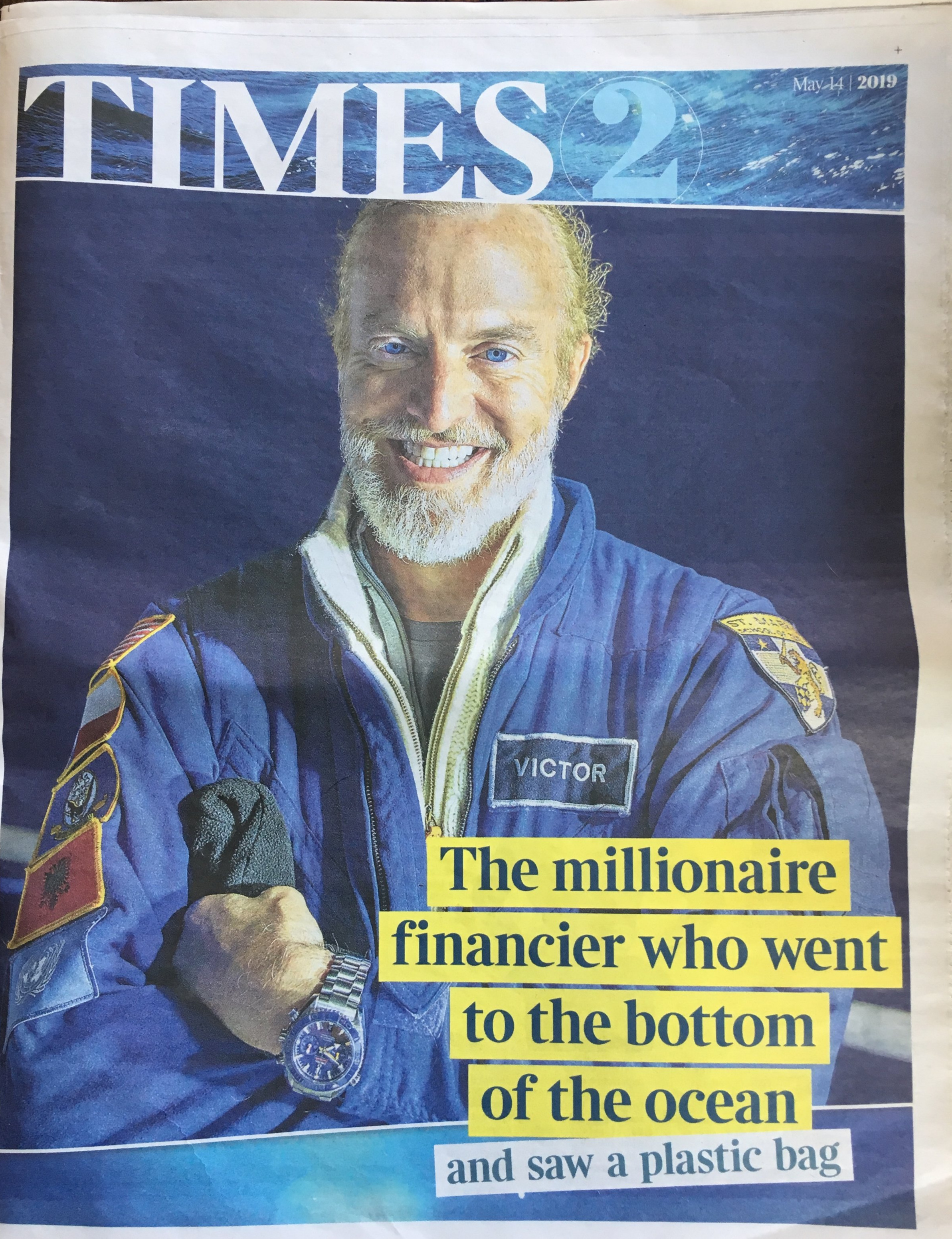 The Times 2 13th May 2019