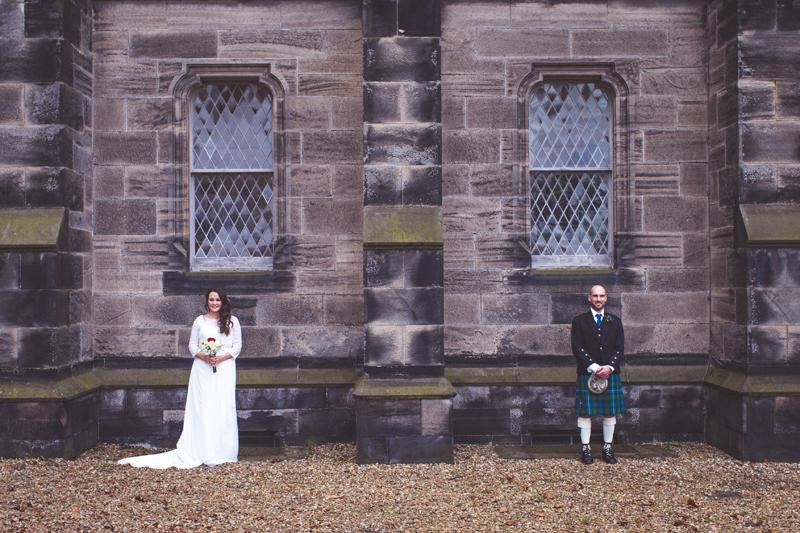 Claire & Grant - Fettes College, Edinburgh