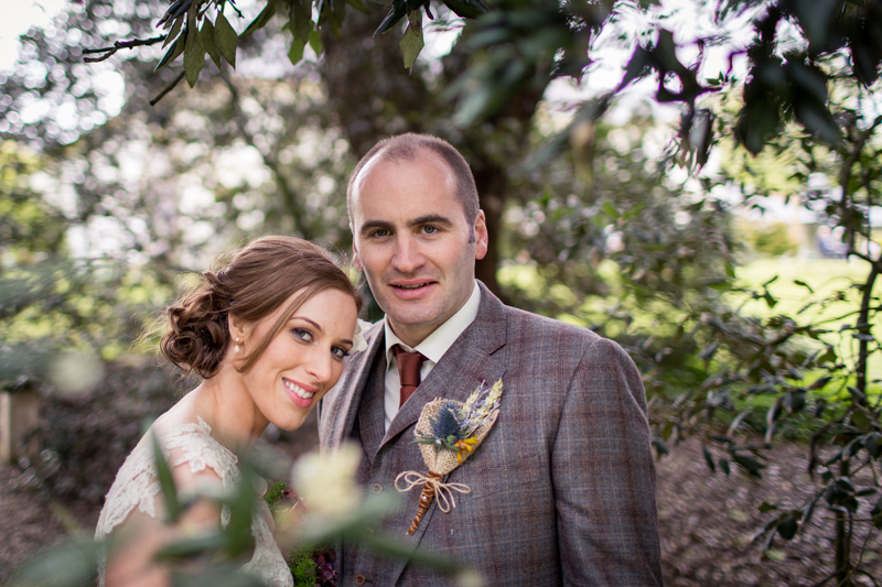 Ciara & Jarlath - Rathmullan House, Donegal