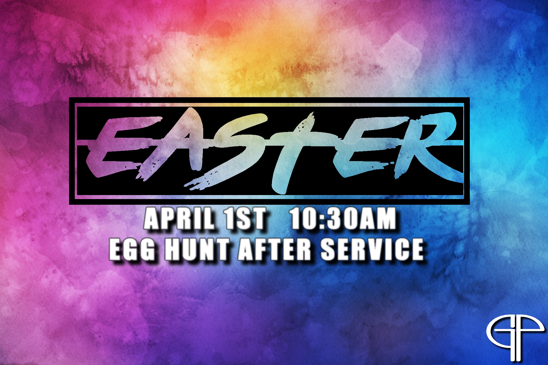 Grace Pointe Easter - Please be sure to make plans to attend our Easter service starting at 10:30am. This service will be one you do not want to miss. We will also have a HUGE Easter Egg hunt for the kids immediately after the service. If you will be planning on attending please allow us to save a seat for you all you have to do is fill out the form below and we will be sure to save you a seat. We look forward to seeing you there!