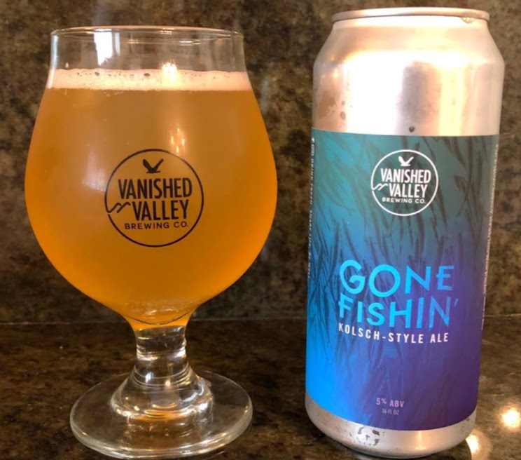 GONE FISHIN - Gone Fishin is our take on a classic style. With a low ABV and easy drinkability this one is perfect for those long days in the sun. Clean, crisp, light, yet full of flavor.