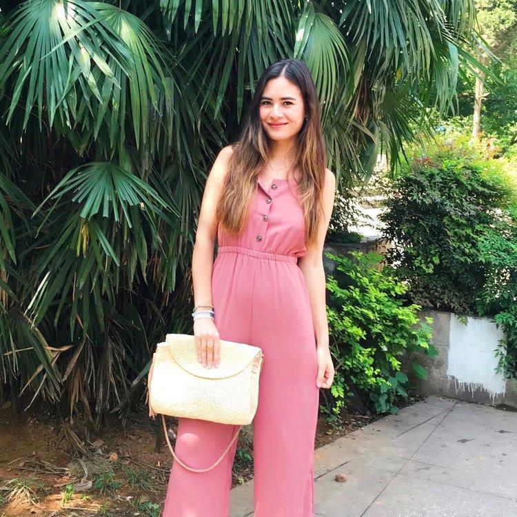 entrepreneur & girl class editor, Alyssa — girl class