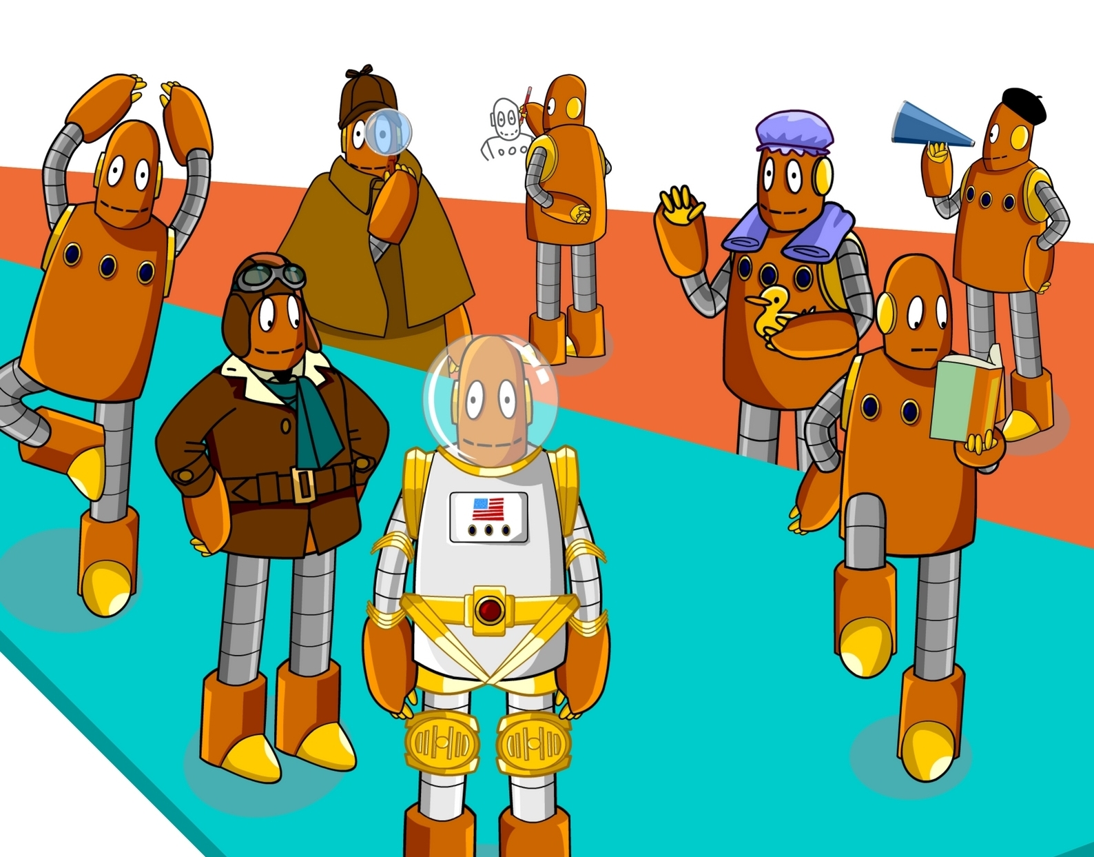 Learning at home with BrainPOP