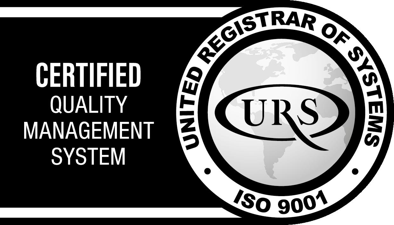 URS ISO 9001 Logo