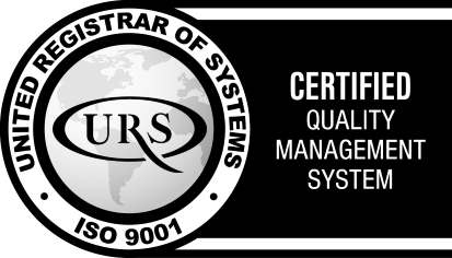 ISO 9001 URS Logo