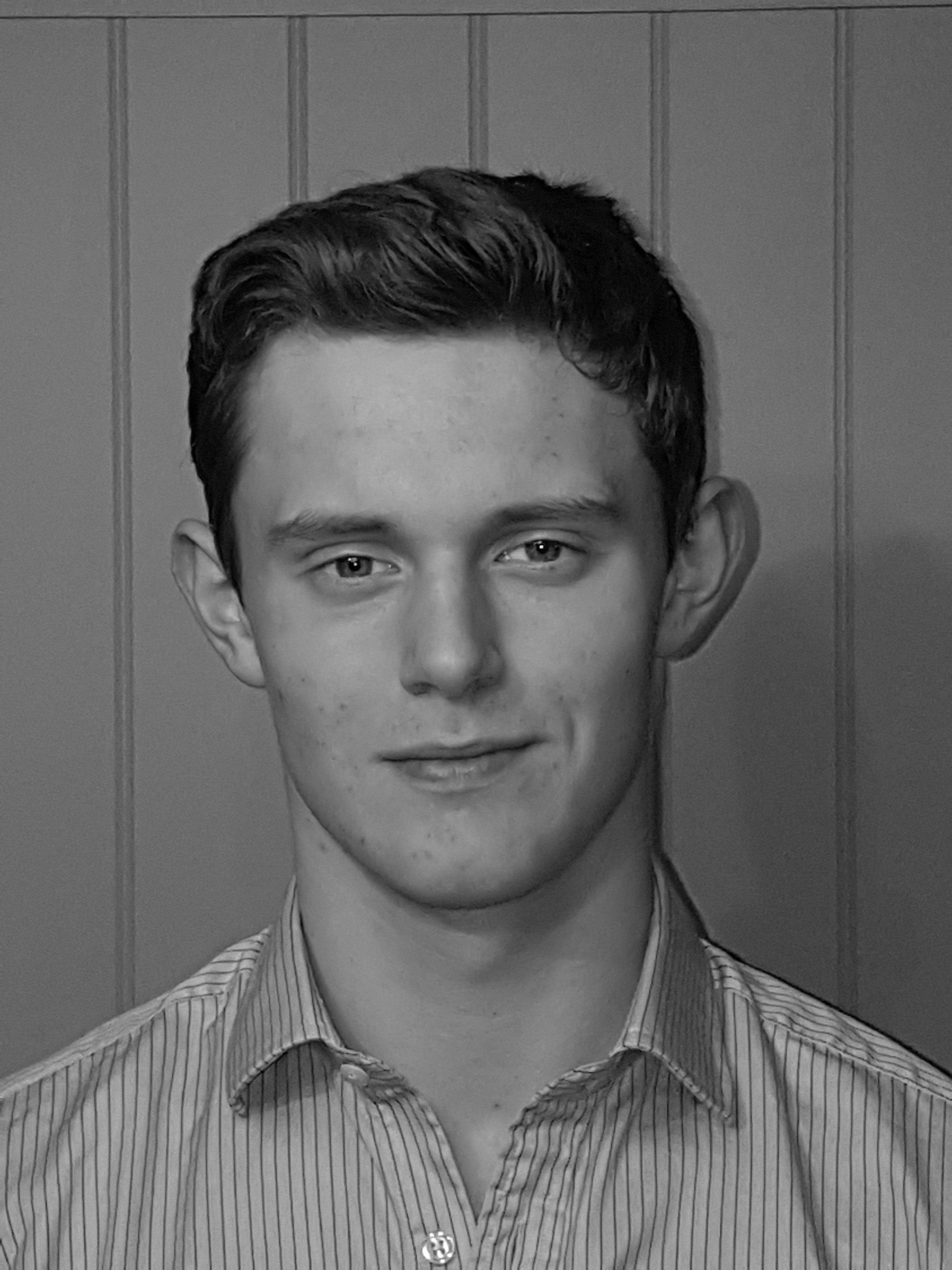 Rhys Pearson-Shaul  Research Assistnat