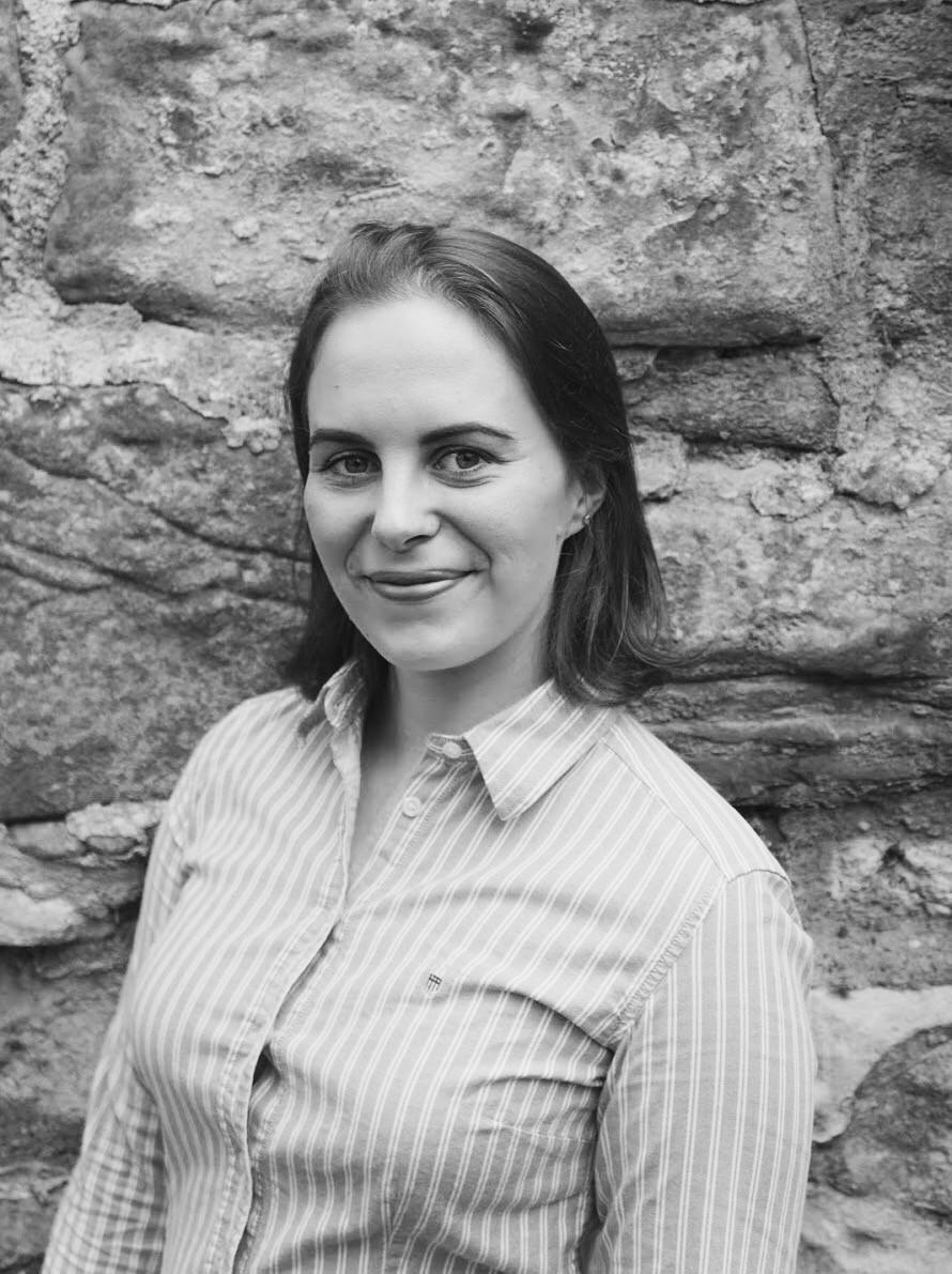 Olivia Hartley   Research Associate
