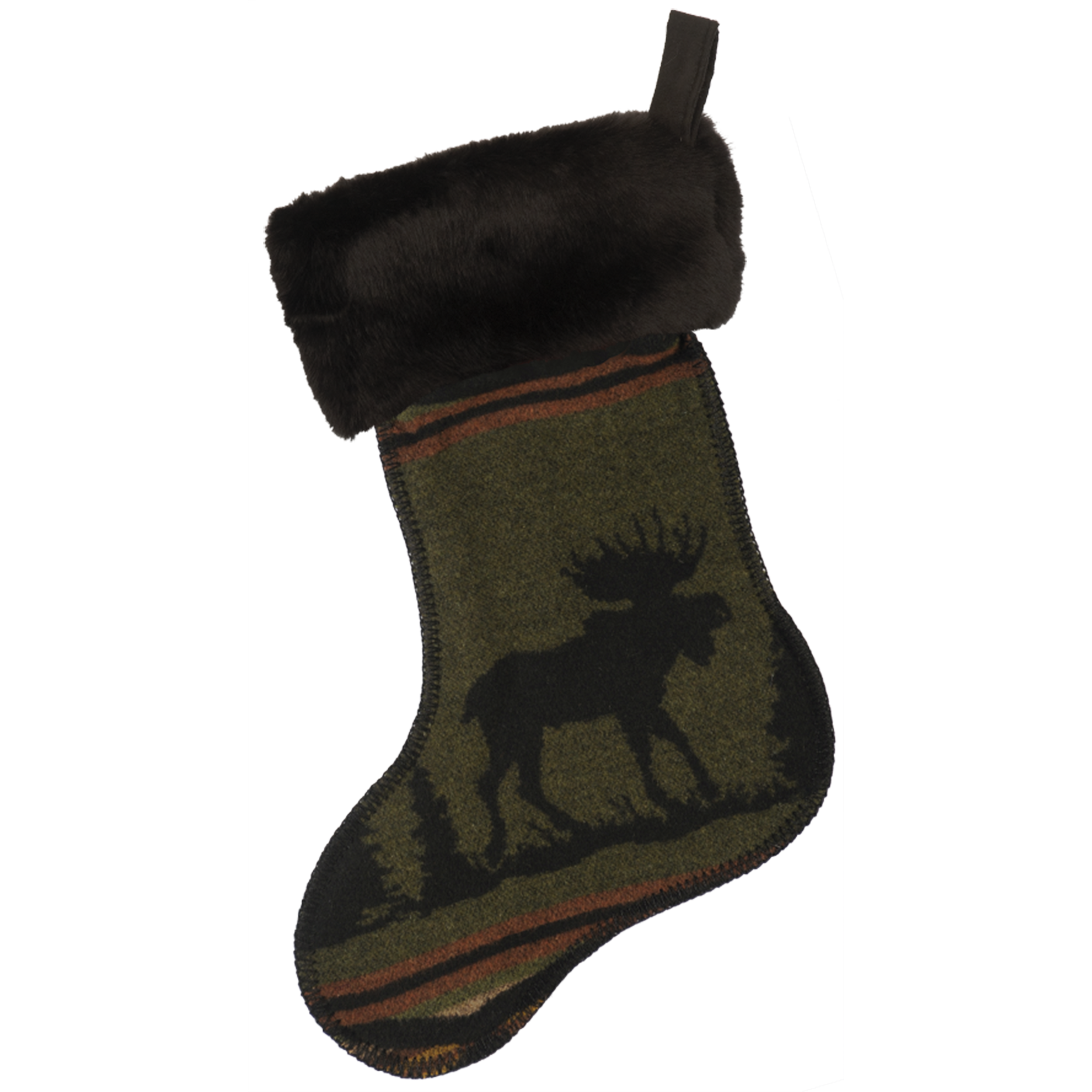 Moose I Stocking - 14