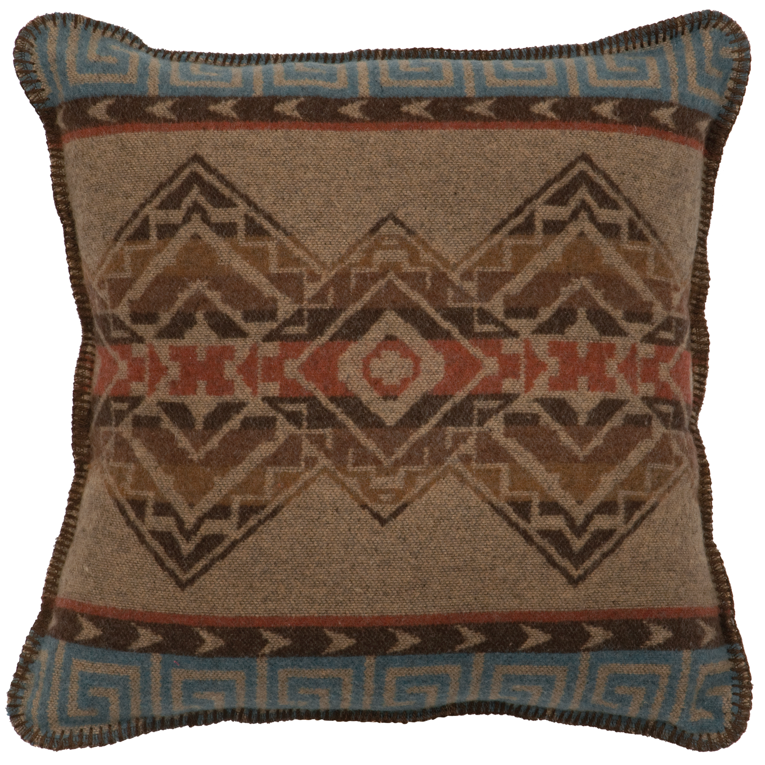 Bison Ridge II Pillow - 20