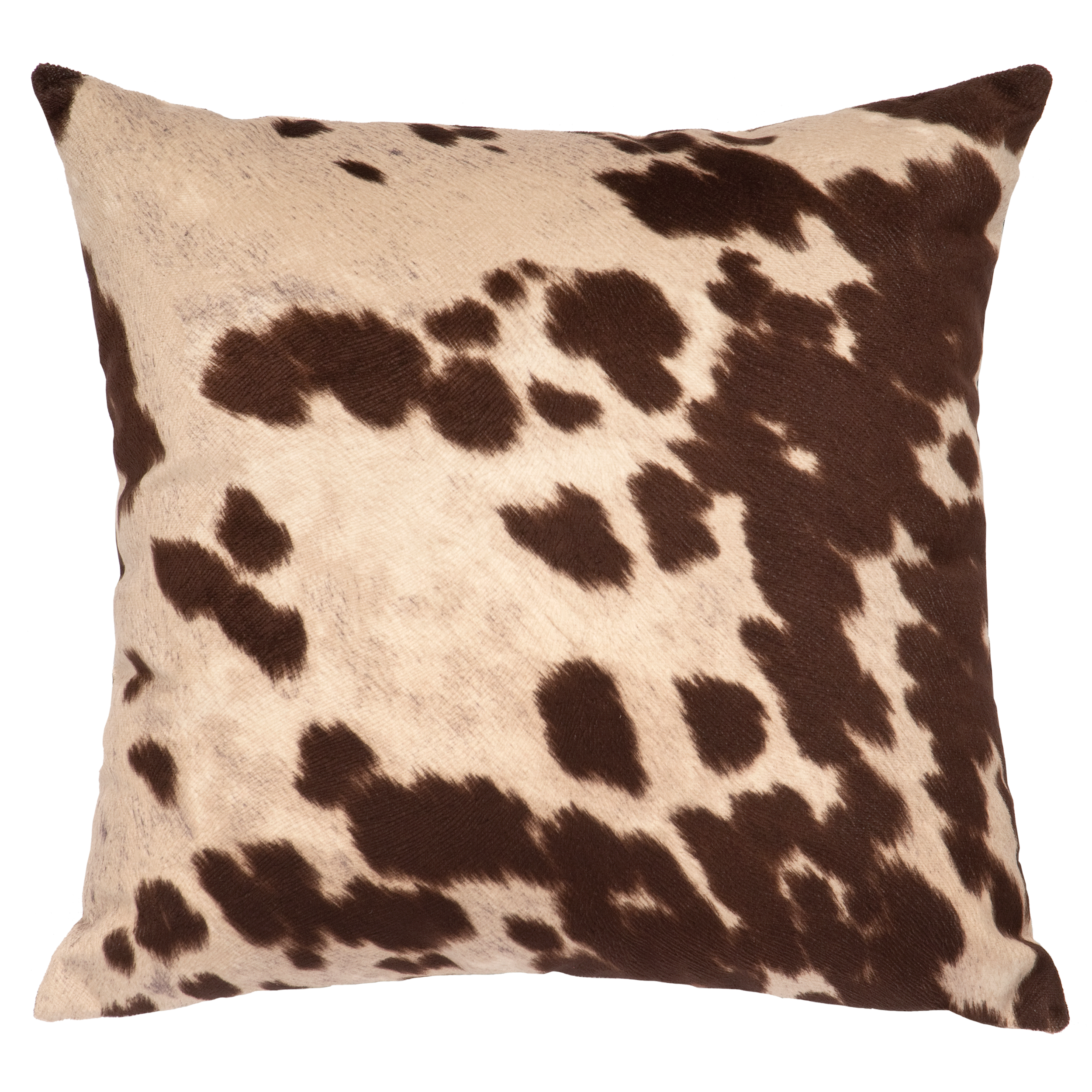 Udder Brown Pillow - 16