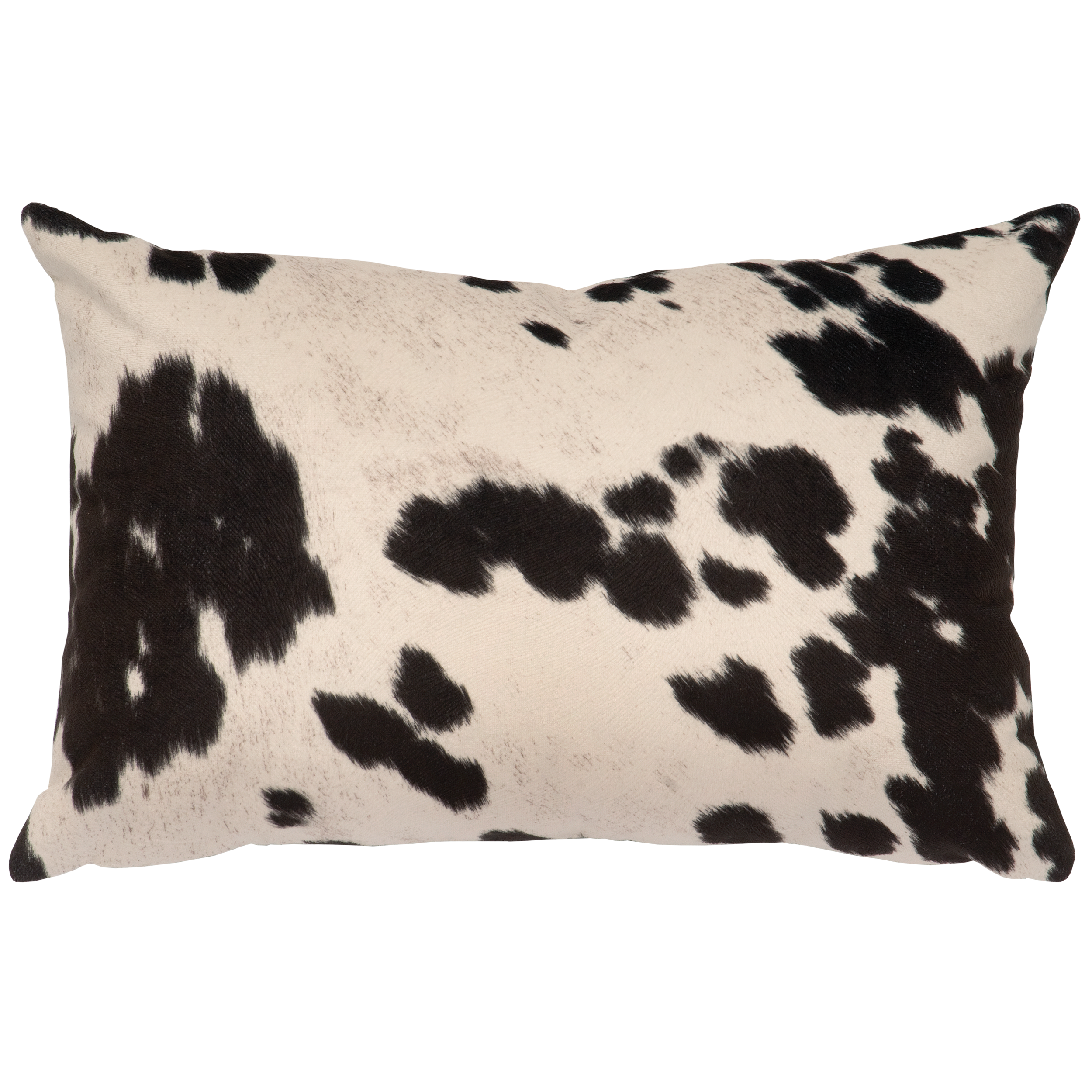 Udder Black Pillow - 12