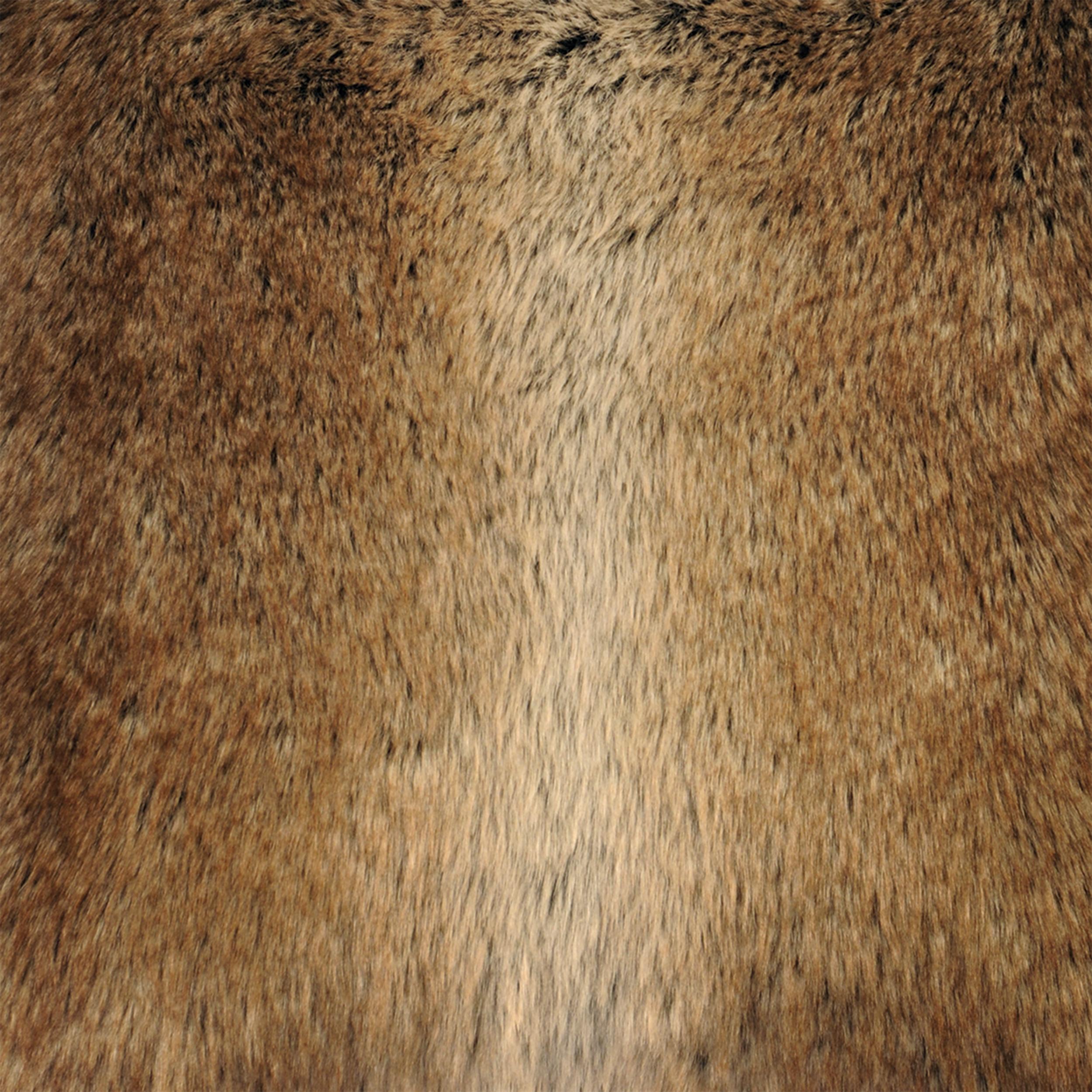 Chinchilla Faux Fur