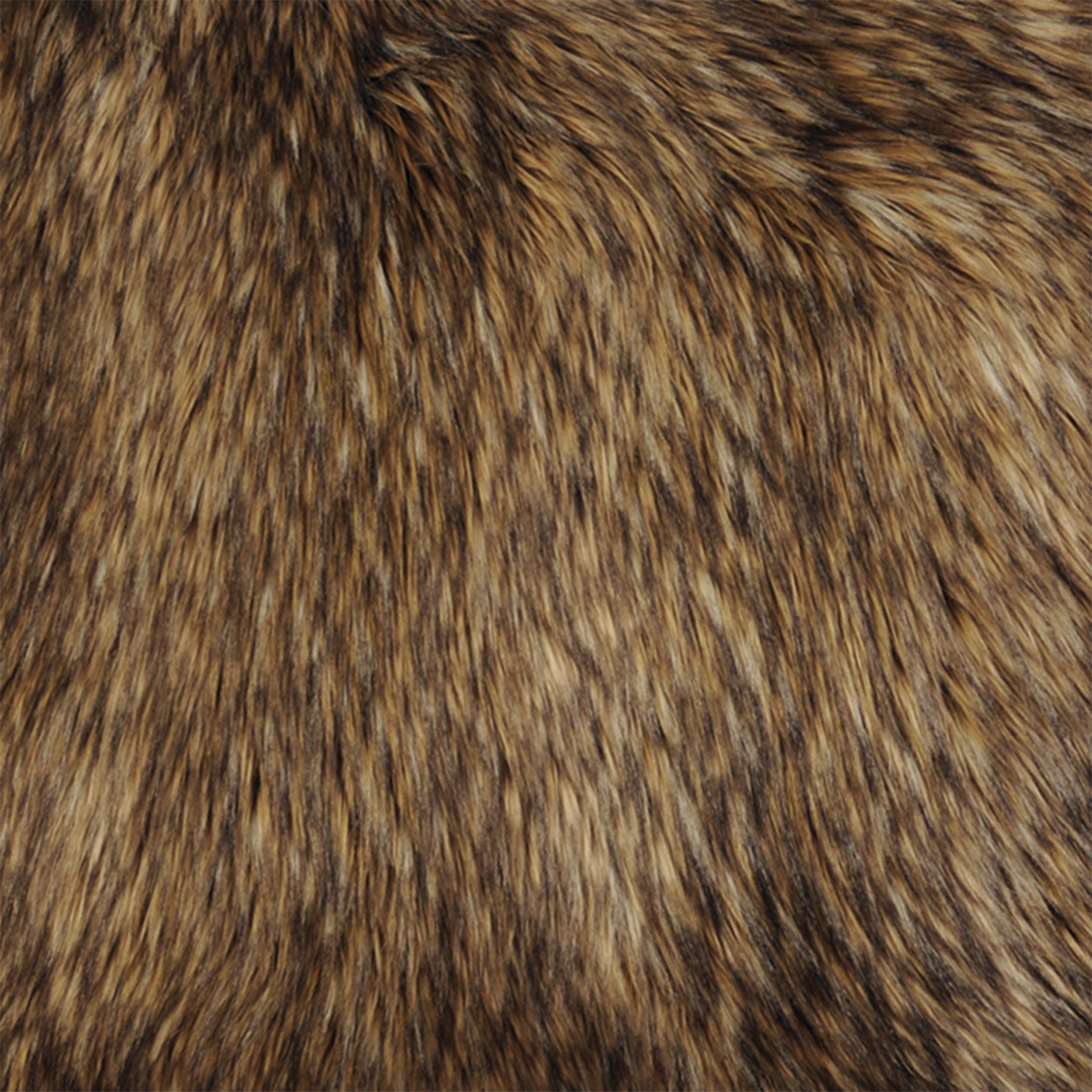Coyote Faux Fur