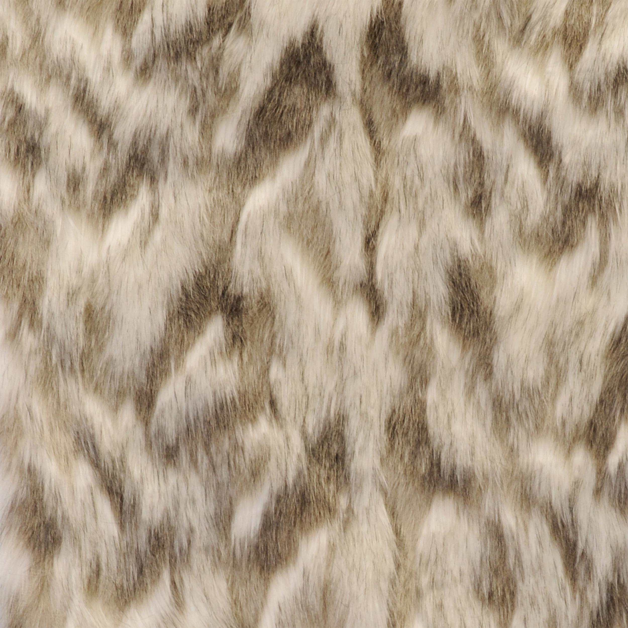 Tibetan Fox Faux Fur