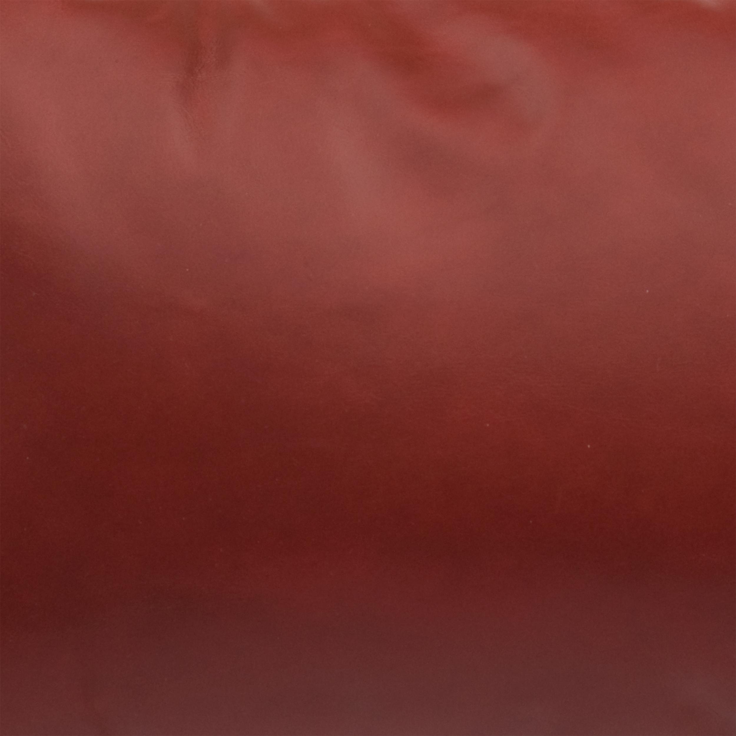 Dark Red Leather