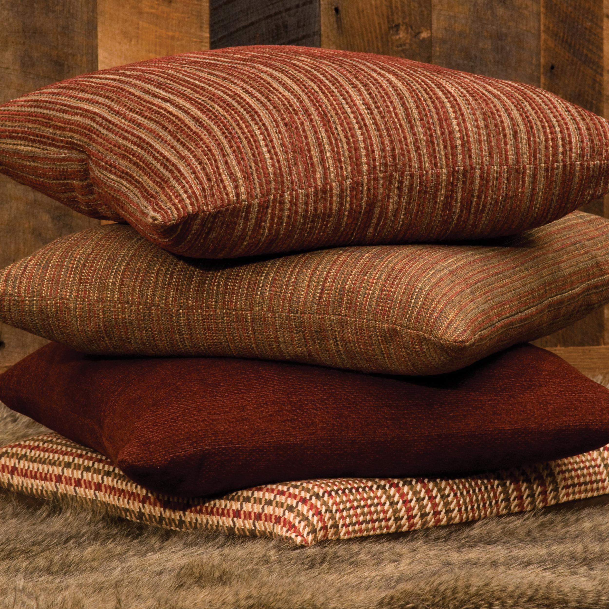 Fabric Pillow Program -