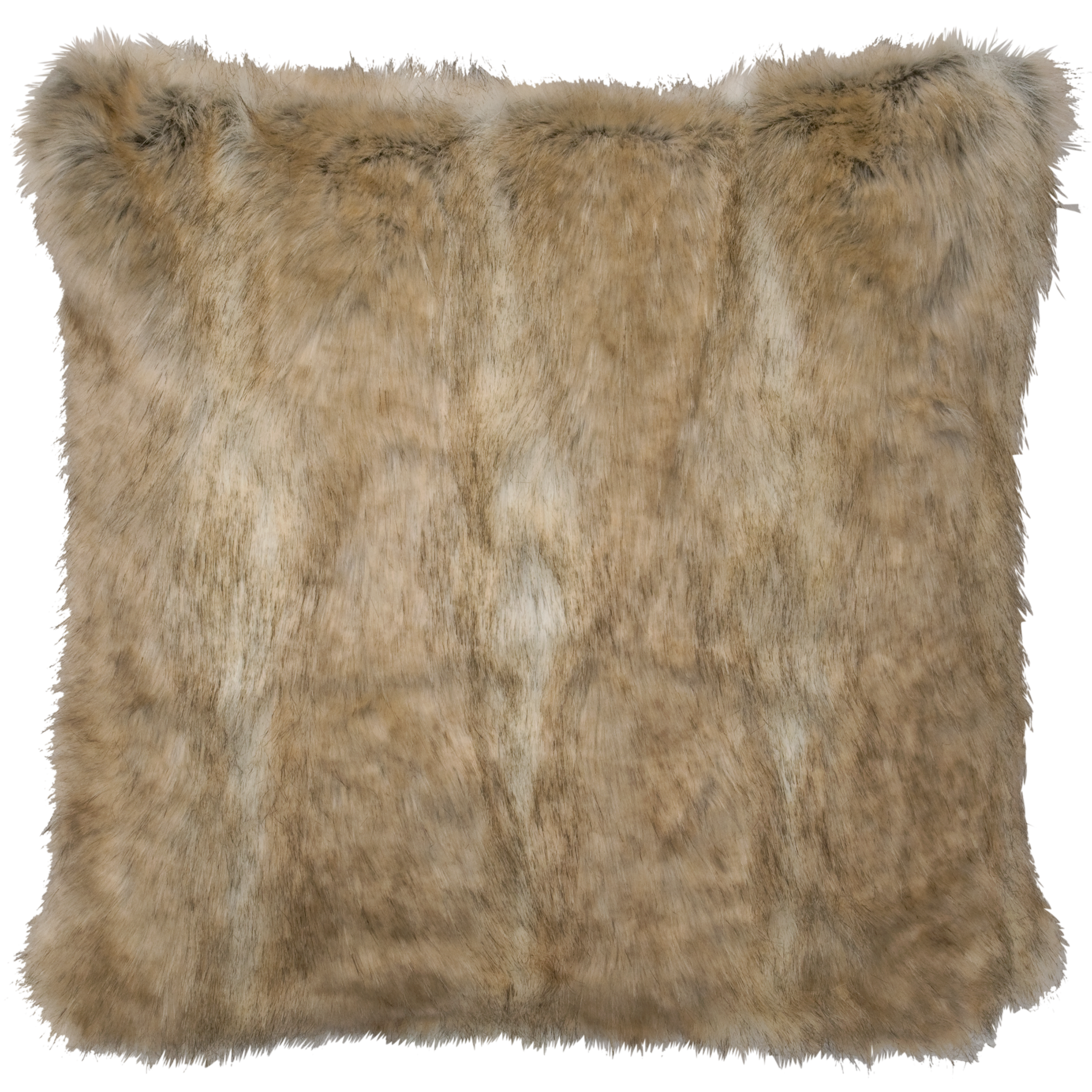 Canadian Stone Fox Faux Fur Euro - 26
