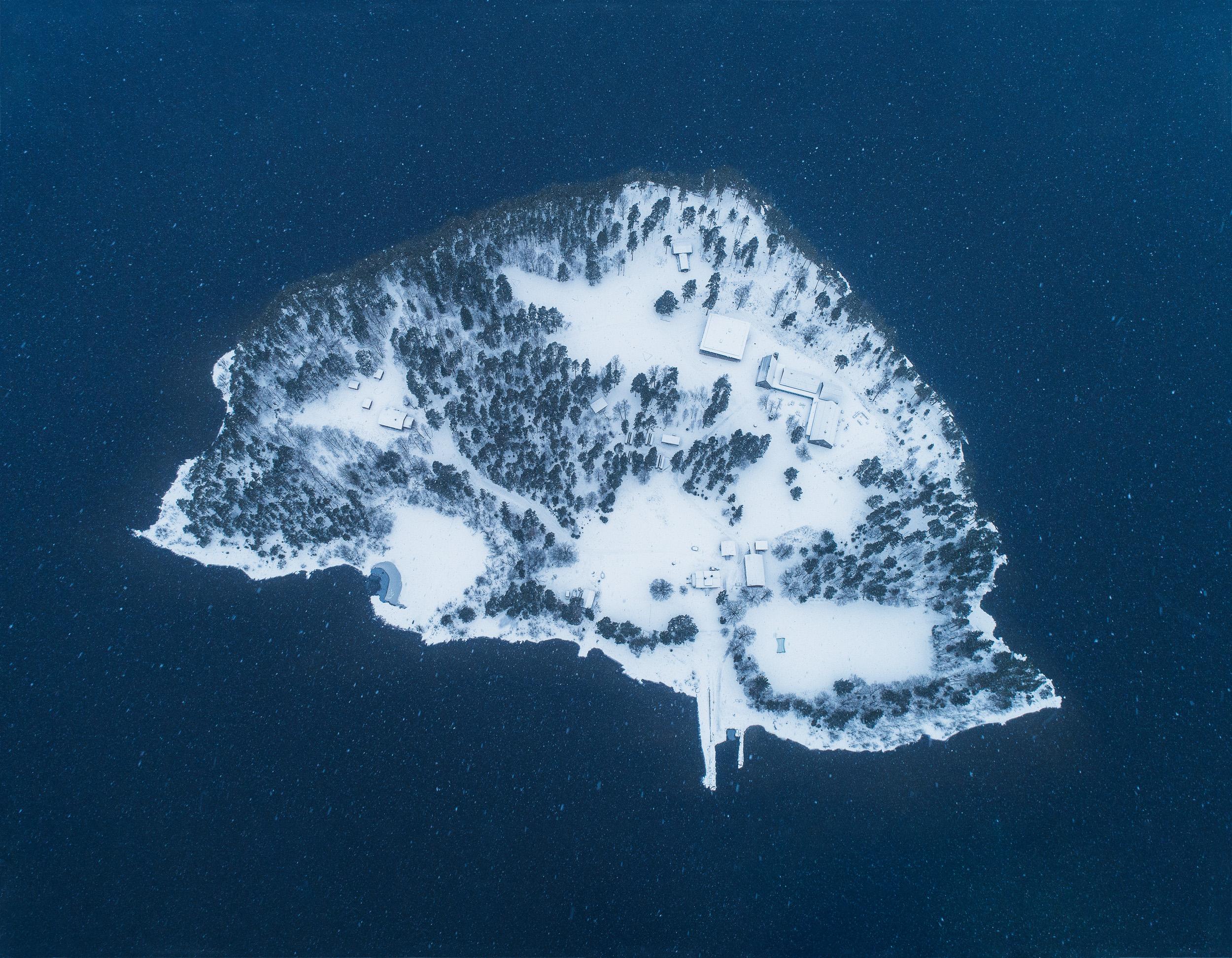 Terror Attack Location Utoya Norway